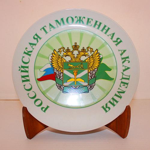 Может ли тарелка с деколью стать VIP подарком?
