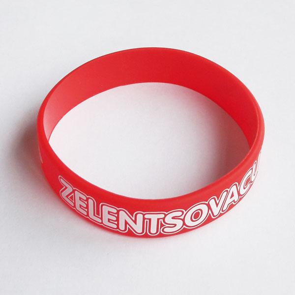 Заказ на силиконовый браслет с логотипом шелкографией – этапы прохождения заказа