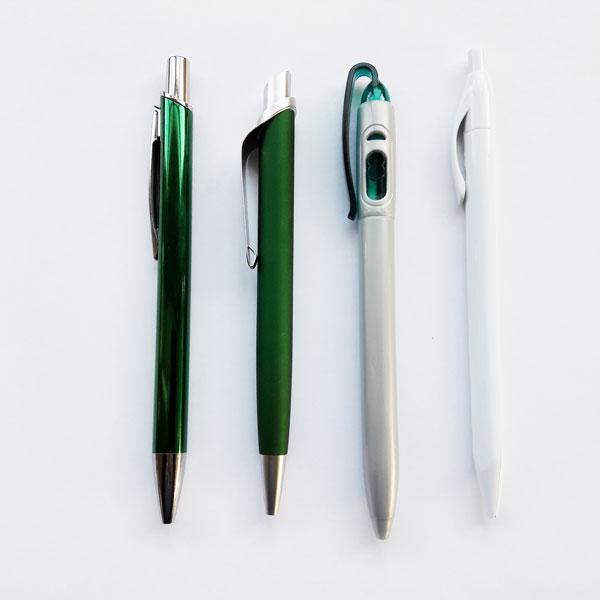 Шариковые ручки с логотипом